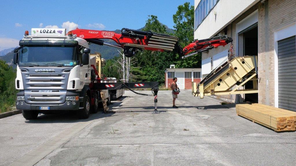 trasporti traslochi e montaggi industriali movimentazione e sollevamenti Settembre-montaggio-impianti